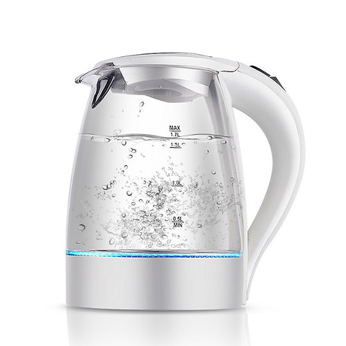 Clear Purity Filter Kettle