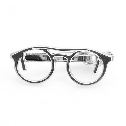 Spectacles Tie Bar