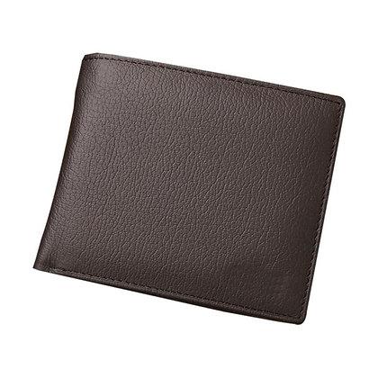 Premium Leather Bifold Wallet