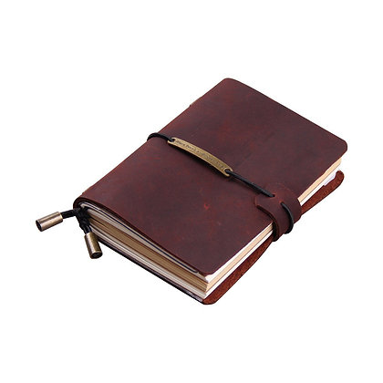 Leather Travellers Journal