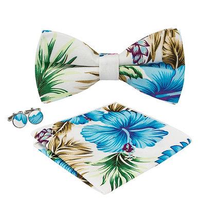 Paradise Bow Tie Set