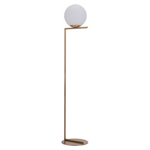 Belair Floor Lamp Brass