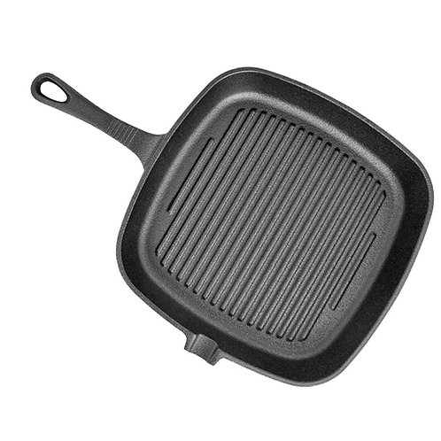9.5 Inch Non-Stick Cast Iron Pan