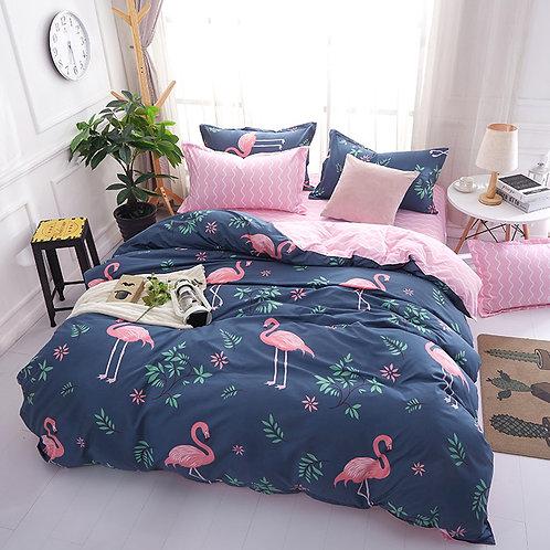 Flamingo Duvet Set