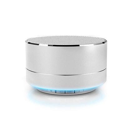 EK795 Round Portable Bluetooth Speaker