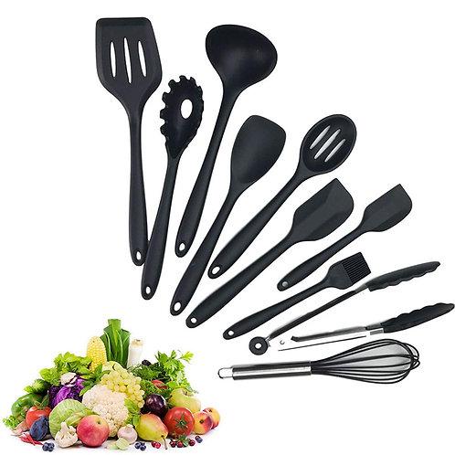 10pcs Kitchen Utensil Set