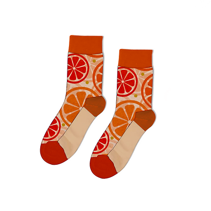 Citrus Socks