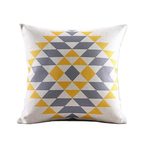 Otero Geometric Throw Pillow