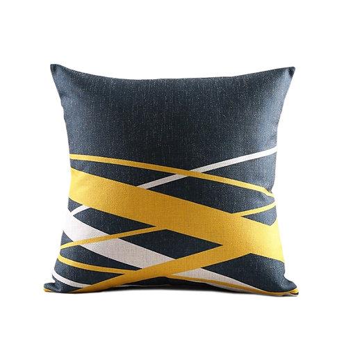 Lipsky Geometric Throw Pillow