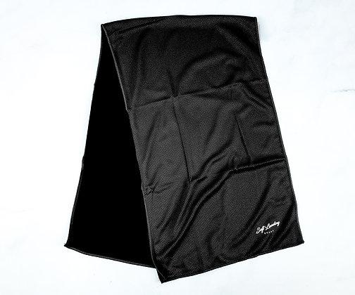 Black Cooling Towel