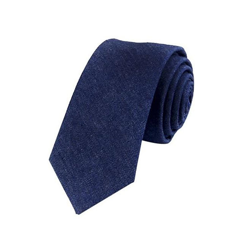 Denim Tie
