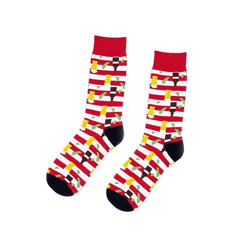 Waldo Socks