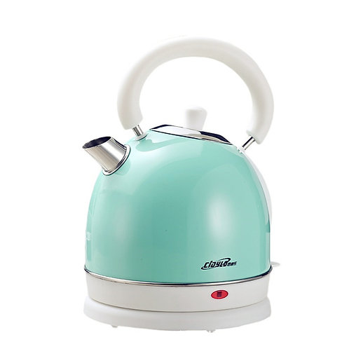 1.8L Teal Electric Kettle