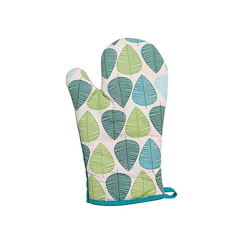 Palm Leaf Oven Mitts