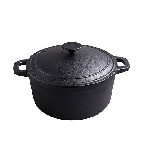 Cast Iron Stock Pot