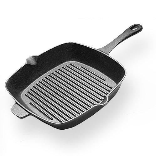 Square Cast Iron Griddle Pan