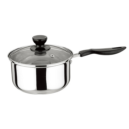 Stainless Steel 20cm Saucepan