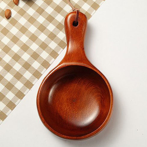 Salad Bowl With Handle