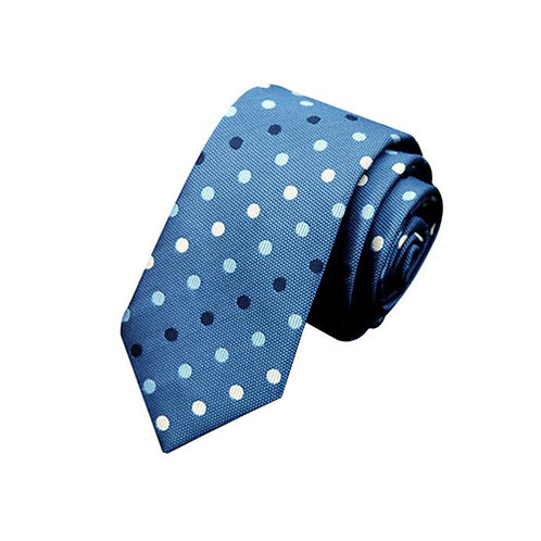 Shades of Blue Tie