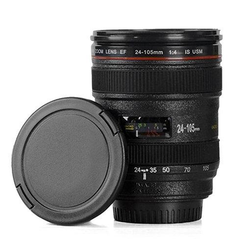 350ml Thermal Insulation Camera Lens Mug