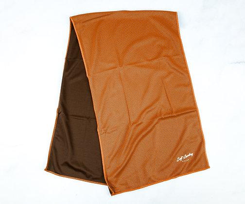 Orange Cooling Towel