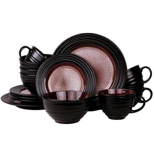 16-Piece Luxury Dinnerware Set