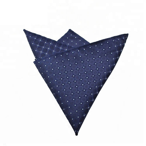 Dotted Pocket Square