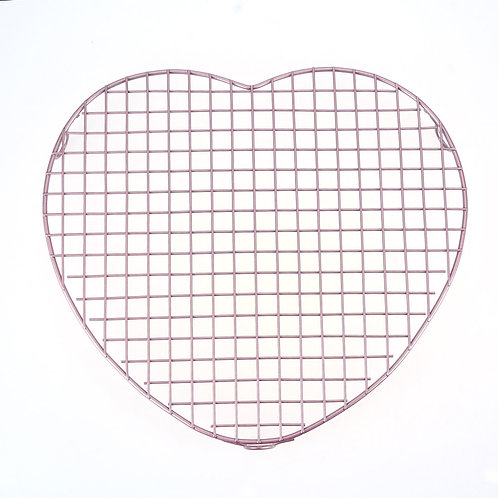 Heart-Shape Cooling Rack