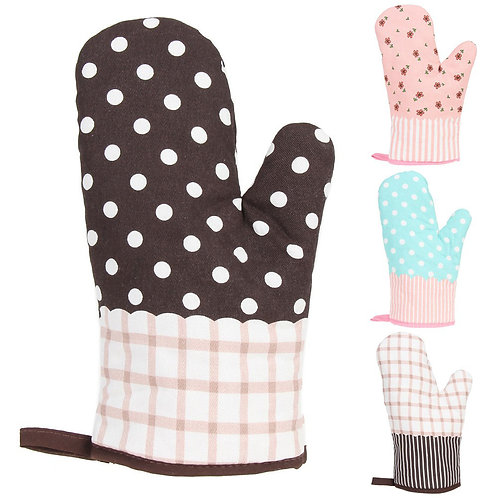 Pastel Oven Mitts