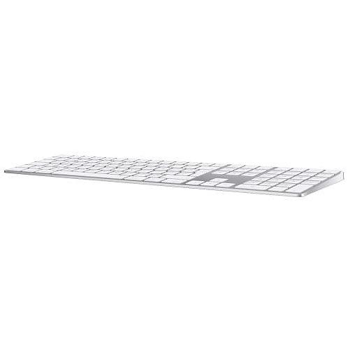 Magic Keyboard with Numeric Keypad - Hebrew - Space Grey