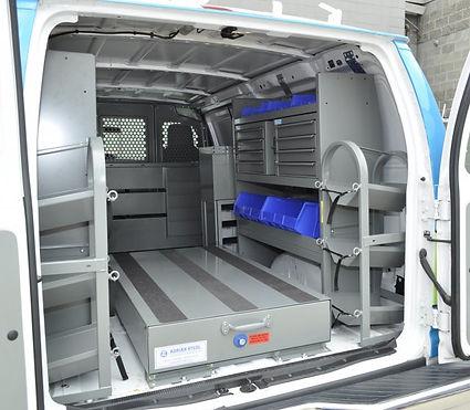 Adrian Steel Interior Package