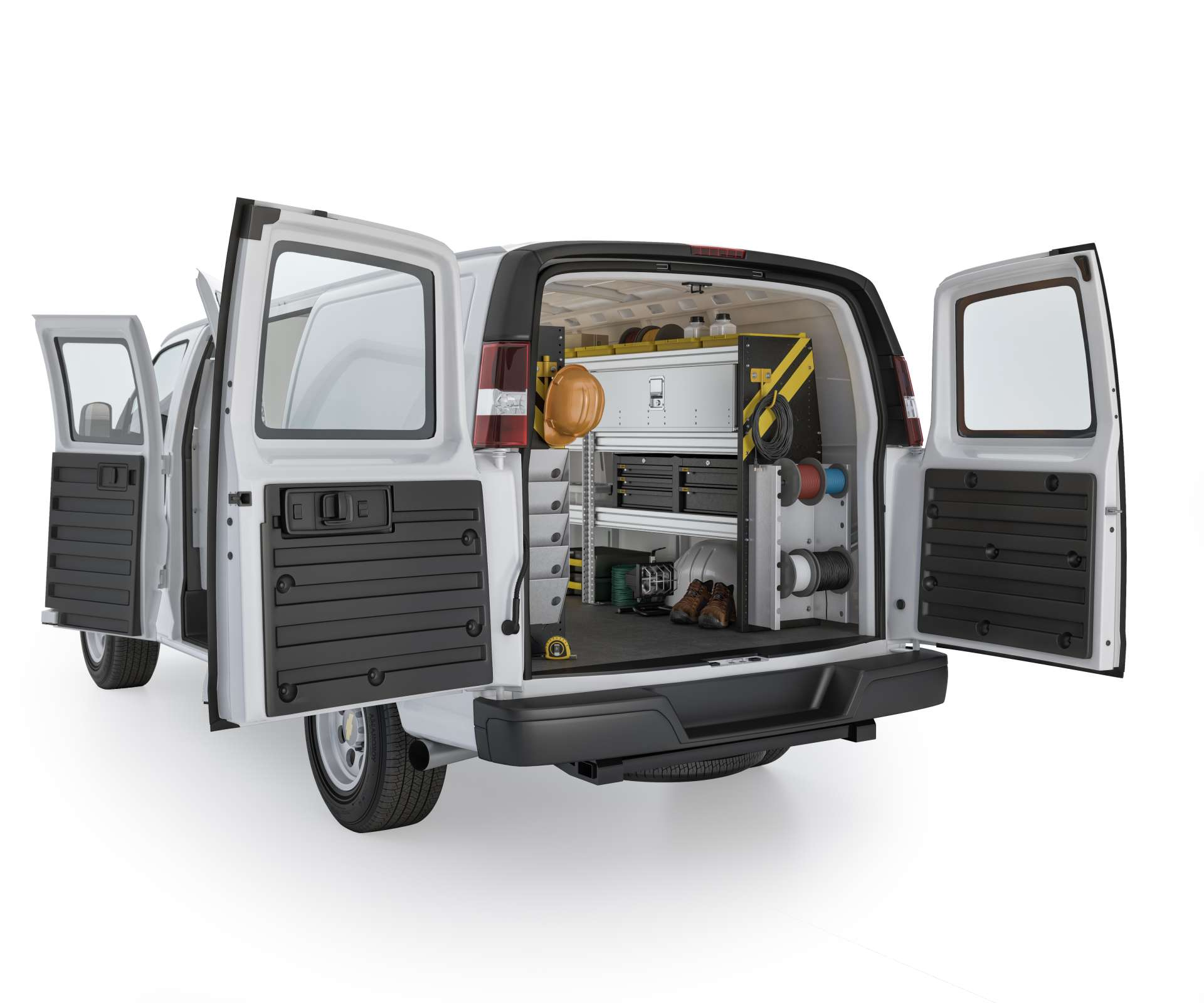 Savana-Express-GSR-11-Installed-Rear-Pas