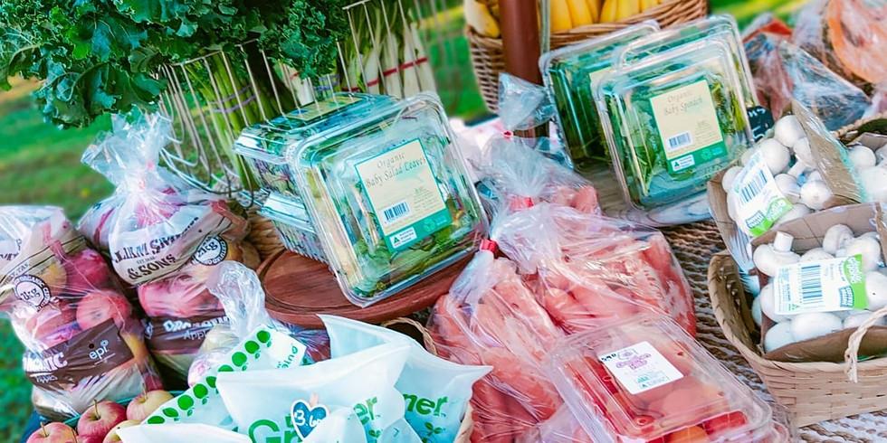 Soul Nook Saturday - Fresh Produce Mini Micro Market