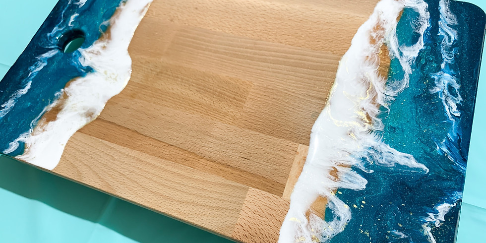 TOOWOOMBA - The Coffee Club - Learn to make a double ended beach board!