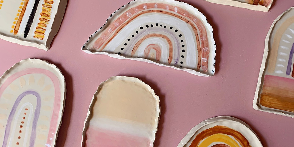 Sweet Ceramics with Paxxy and Flora