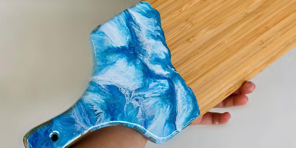 TOOWOOMBA - TCC - Learn to make a resin paddle board!