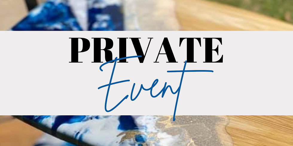 TOOWOOMBA - Private Event - (Booked by Chloe Majid)