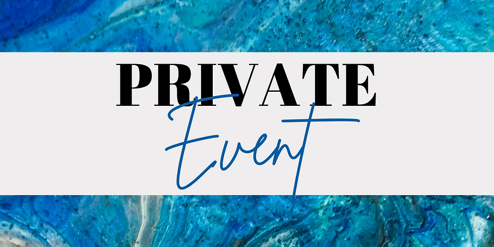 TOOWOOMBA - Private Event - (Booked by Cassie Carberry)