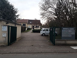 Ostéopathe - Maison de santé de Moret-sur-Loing