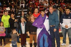 Travis Davis Wrestling Award