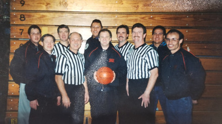 1st Annual LNI Officials