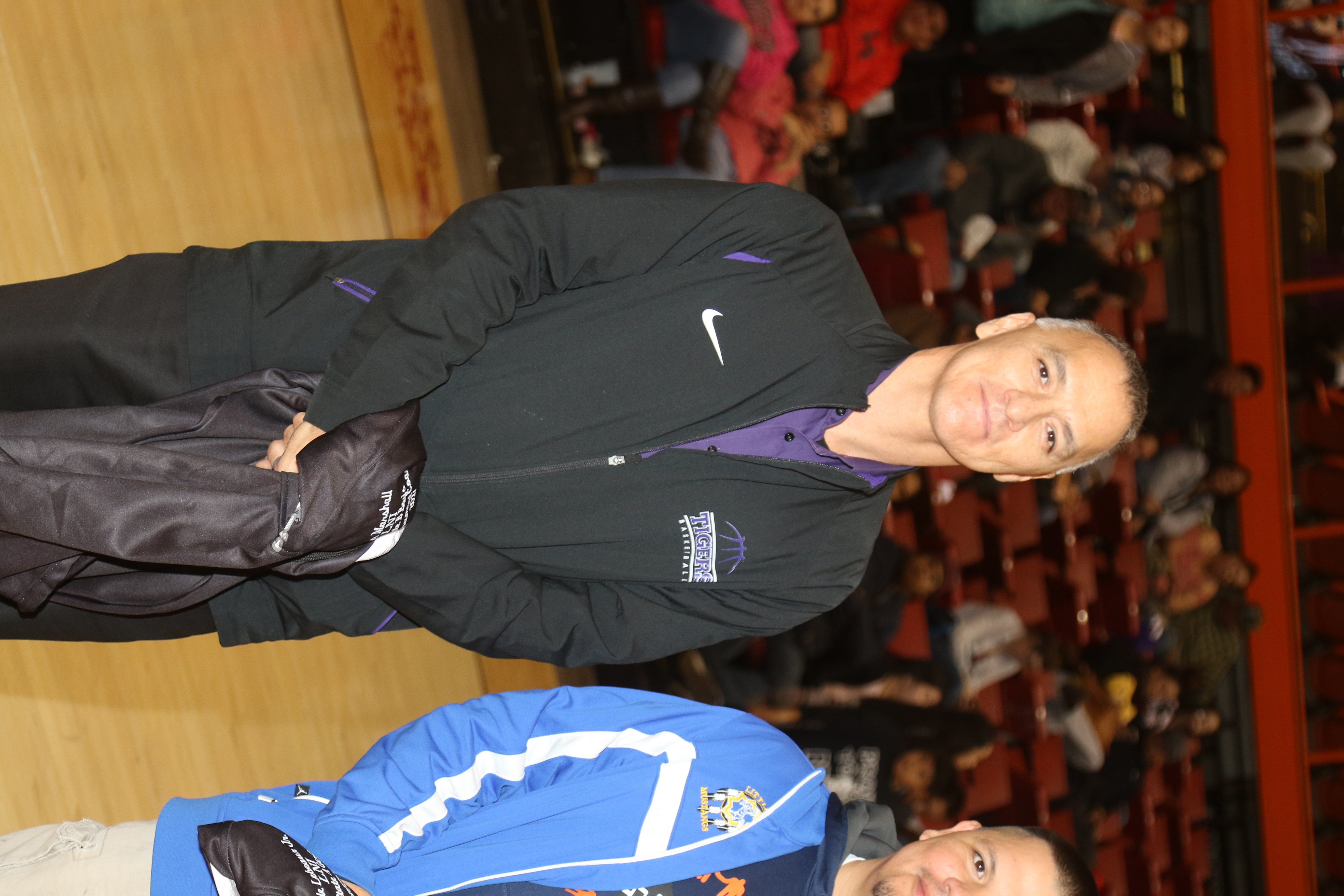 Outstanding Boy's Coach Eldon Marshall