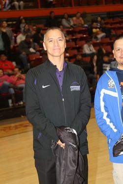 Outstanding Boy's Coach Eldon Marshall