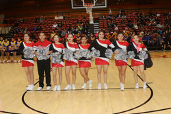 Cheer Dance Champs Lady Thorpes
