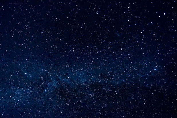 Dark Night Starry Sky Background..jpg