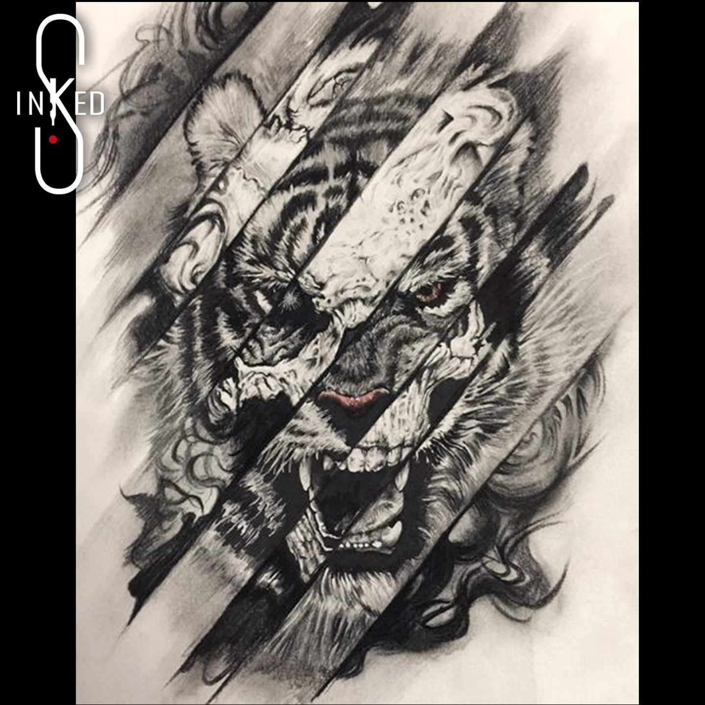 INKED S TATTOO ARTWORK