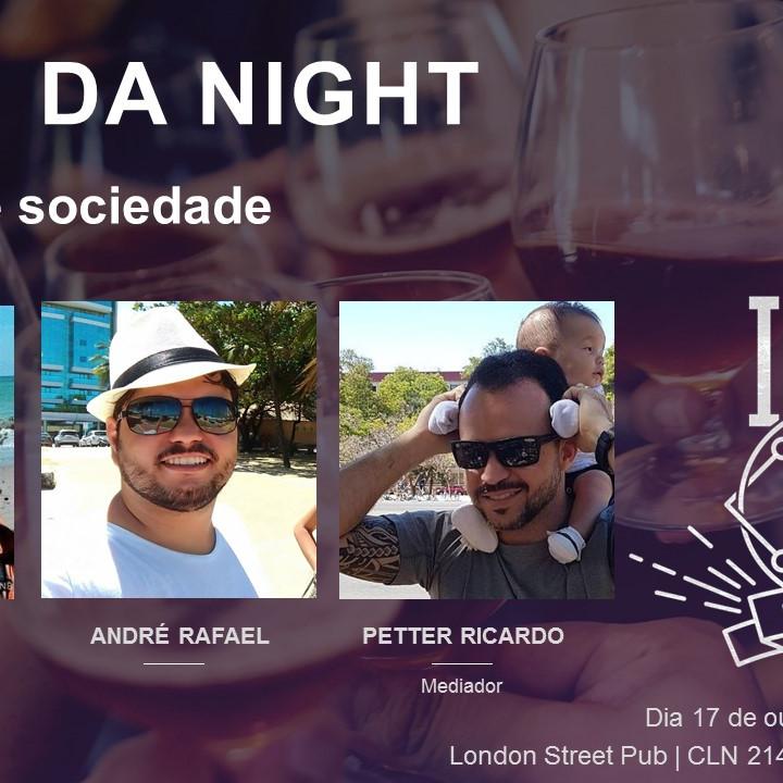 iGOVNight 02 - Ativismo e Sociedade