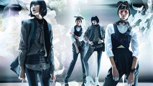 Baccarat Fashion Editorial 2013