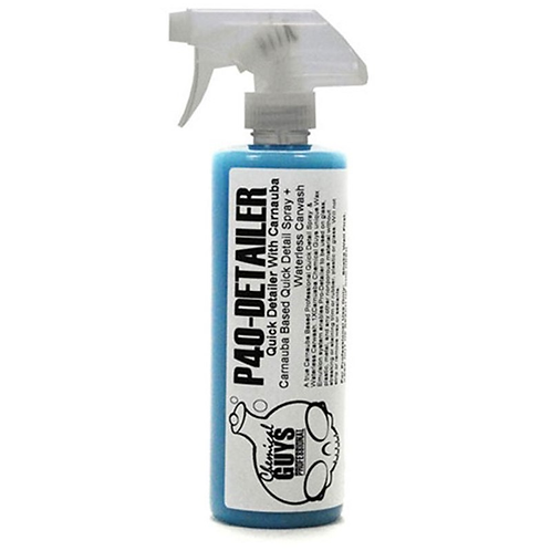 Chemical Guys P40 Detailer with Carnauba