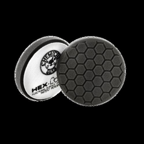 "Chemical Guys HEX-LOGIC 5.5"" Black Finishing Pad"